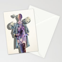 All Spaced Out Stationery Cards