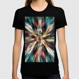 Earth Tones Tie Dye T-shirt