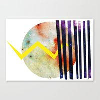 titan Canvas Prints featuring Titan. by Crazy&CoolDesigns