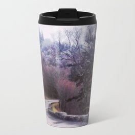 Winter On Top Travel Mug