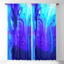 Blobs 7 Blackout Curtain