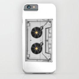 Mixtape vintage iPhone Case