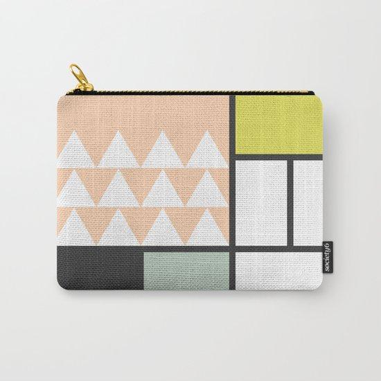Summer Mondrian 2016 Carry-All Pouch