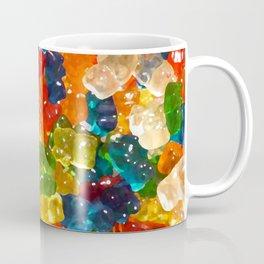 Gummy Bears by Squibble Design Coffee Mug