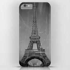 Vintage Eiffel Tower Slim Case iPhone 6s Plus