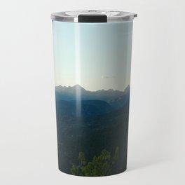 Mountain Haze - Durango, CO Travel Mug
