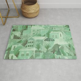 MOROCCO IN CELADON Rug