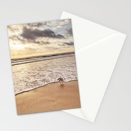 Racing the Wave Stationery Cards