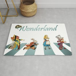The Road To Wonderland Rug