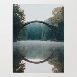 The Devil's Bridge - Landscape and Nature Photography Poster