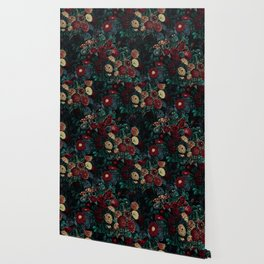 Night Garden XXXI Wallpaper