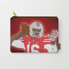 Ohio State Buckeyes - JT Barrett - 2016 Carry-All Pouch