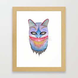 What's new pussycat? Framed Art Print