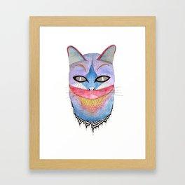 What's new pussycat? Framed Art Print