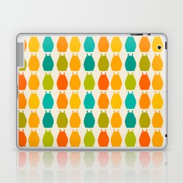 my neighbor pattern Laptop & iPad Skin