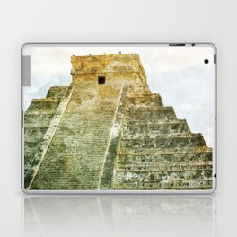 Chichen Itza pyramid Laptop & iPad Skin
