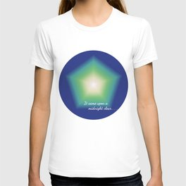 It came upon a midnight clear . . . T-shirt
