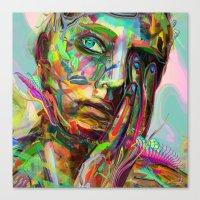 archan nair Canvas Prints featuring Drift by Archan Nair