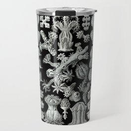 Ernst Haeckel - Gorgonida Travel Mug