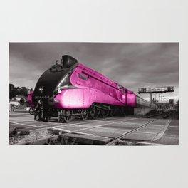 Pink Bittern  Rug
