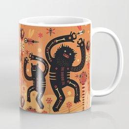 Les danses de Mars Coffee Mug