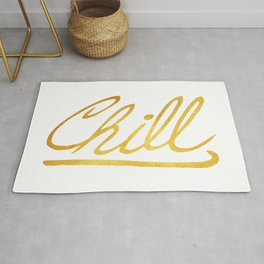 Gold Chill Rug