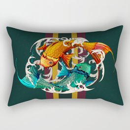 Zodiac Pisces Rectangular Pillow
