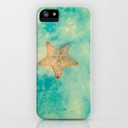 The star of the sea iPhone Case