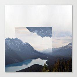 Vacant. Canvas Print