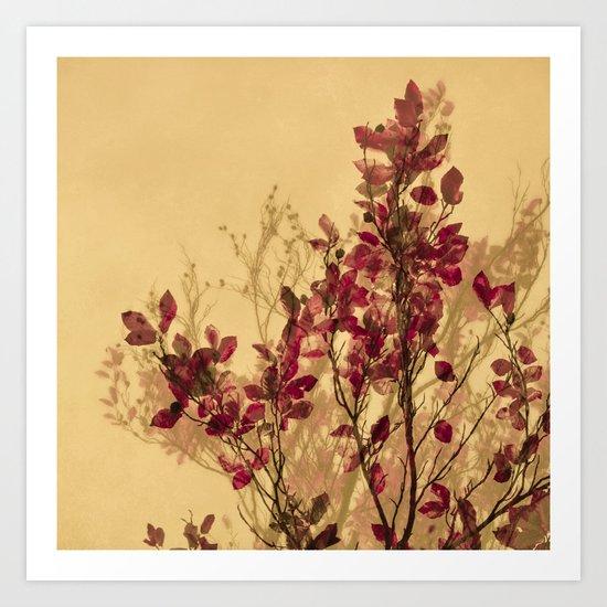 autumn symphonies VI Art Print