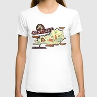 kentucky T-shirts featuring Kentucky by Christiane Engel