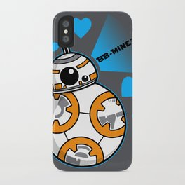 BB Mine iPhone Case