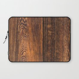 Old wood texture Laptop Sleeve
