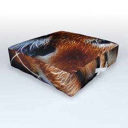 Karakul wildcat Outdoor Floor Cushion