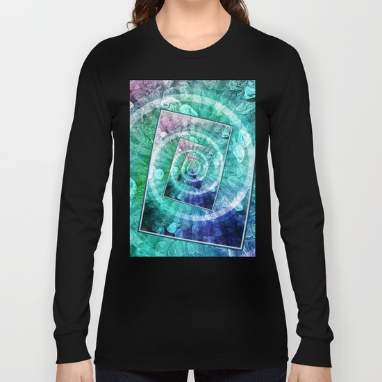 Spinning Nickels Into Infinity Long Sleeve T-shirt