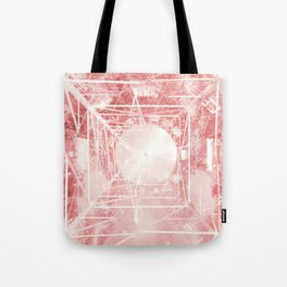 Fuse/Red Dust Tote Bag