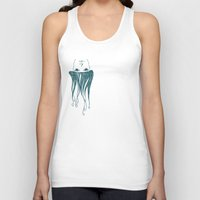 swim Tank Tops featuring swim by Aleksandra Salevic