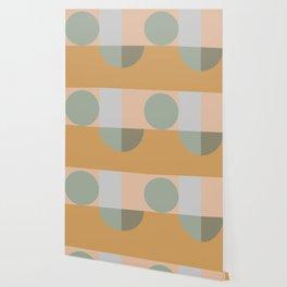 Contemporary 54 - Pastel Spring  Wallpaper