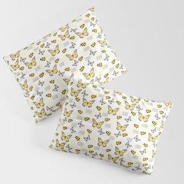 Ladybirds and Butterflies Pillow Sham