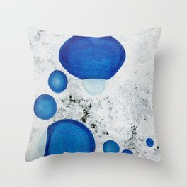 Bubble... Throw Pillow