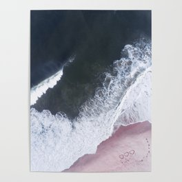 I love the sea - heart and soul Poster