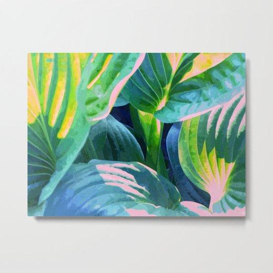 Jungle #society6 #decor #buyart Metal Print