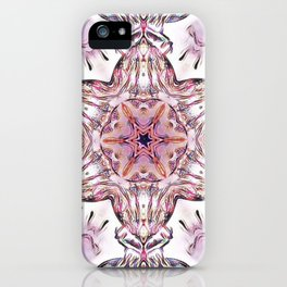 Lilac Beauty iPhone Case