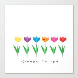 Tulips KT Canvas Print
