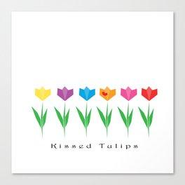 Tulips KT Canvas Print