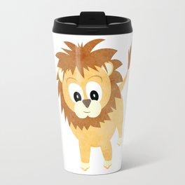 Baby Lion Cub Travel Mug