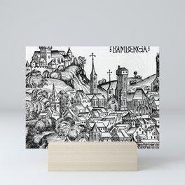 BAMBERGA 1 Mini Art Print
