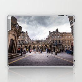 Royal Mile in Edinburgh, Scotland Laptop & iPad Skin