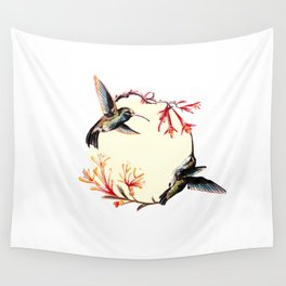 Humming Bird Wall Tapestry