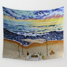 The Invitation Wall Tapestry
